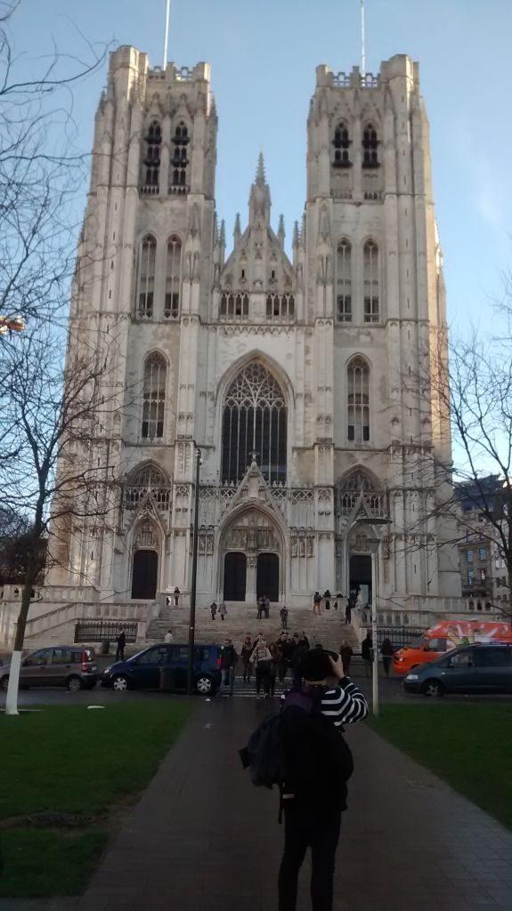 IMG_20141122_121713580 La catedral de Bruselas: un tesoro del gótico - IMG 20141122 121713580 575x1024 - La catedral de Bruselas: un tesoro del gótico
