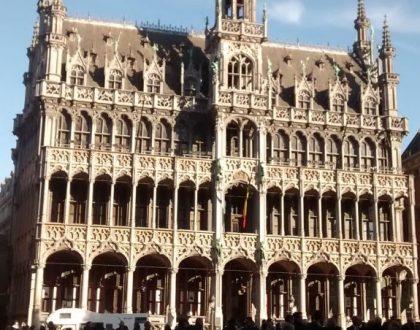 """La Grand Place: su historia y la """"Casa del rey"""""""
