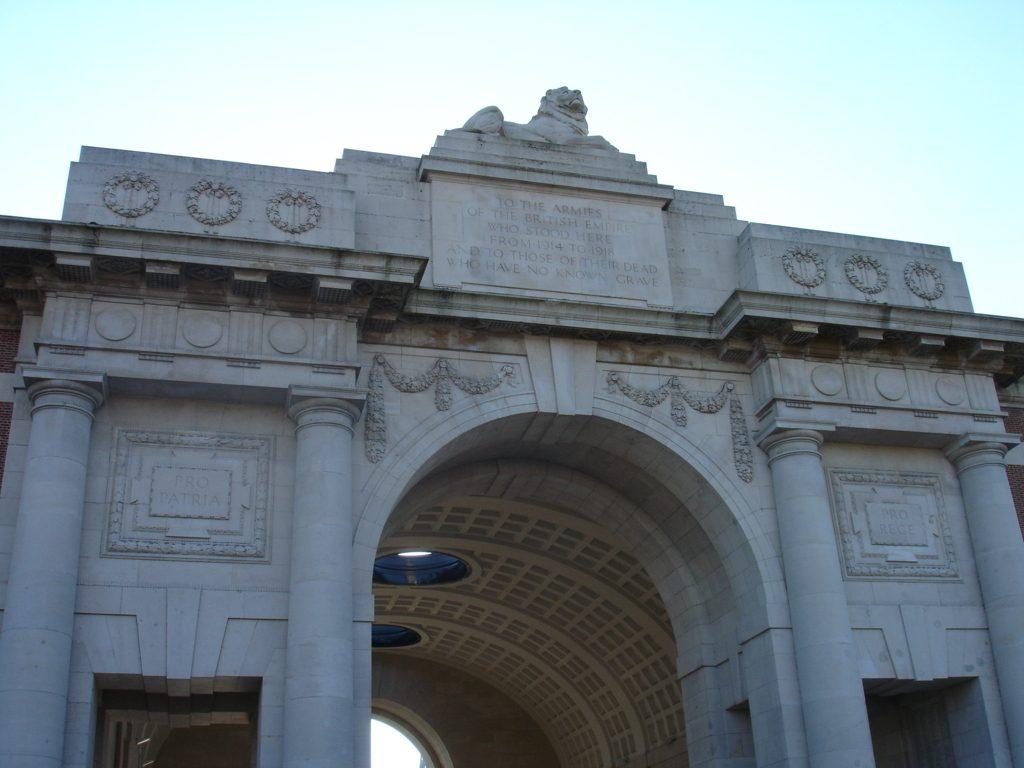 13. The Menin Gate Memorial (35) (FILEminimizer) In Flanders Fields - 13 - In Flanders Fields