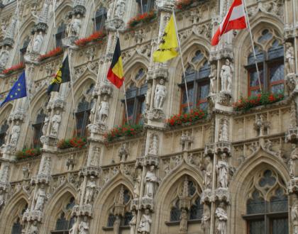 Impresionante Lovaina (I): El Ayuntamiento
