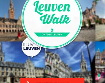 App Leuven Walk