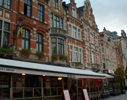 El bar de Europa: Oude Markt