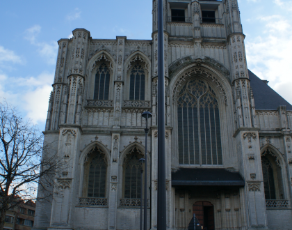 Impresionante Lovaina (VI): Sint Pieters