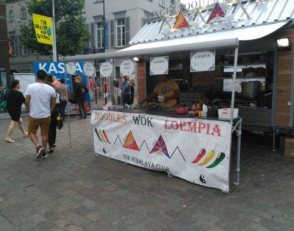 Festival gastronómico Hasselt