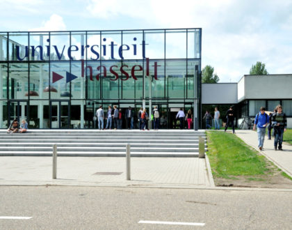 ¿Cómo es la universidad de Hasselt?