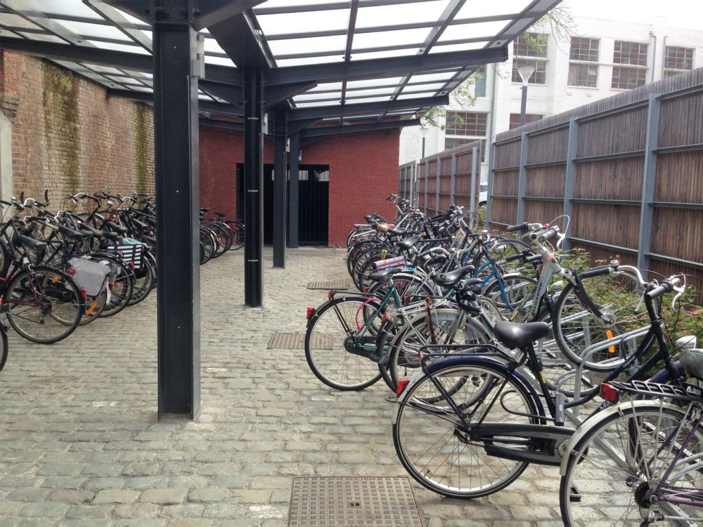 Cómo conseguir una bici en Lovaina