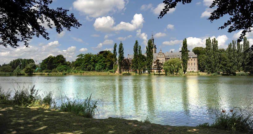 Lugares para pasear: Abadía del parque