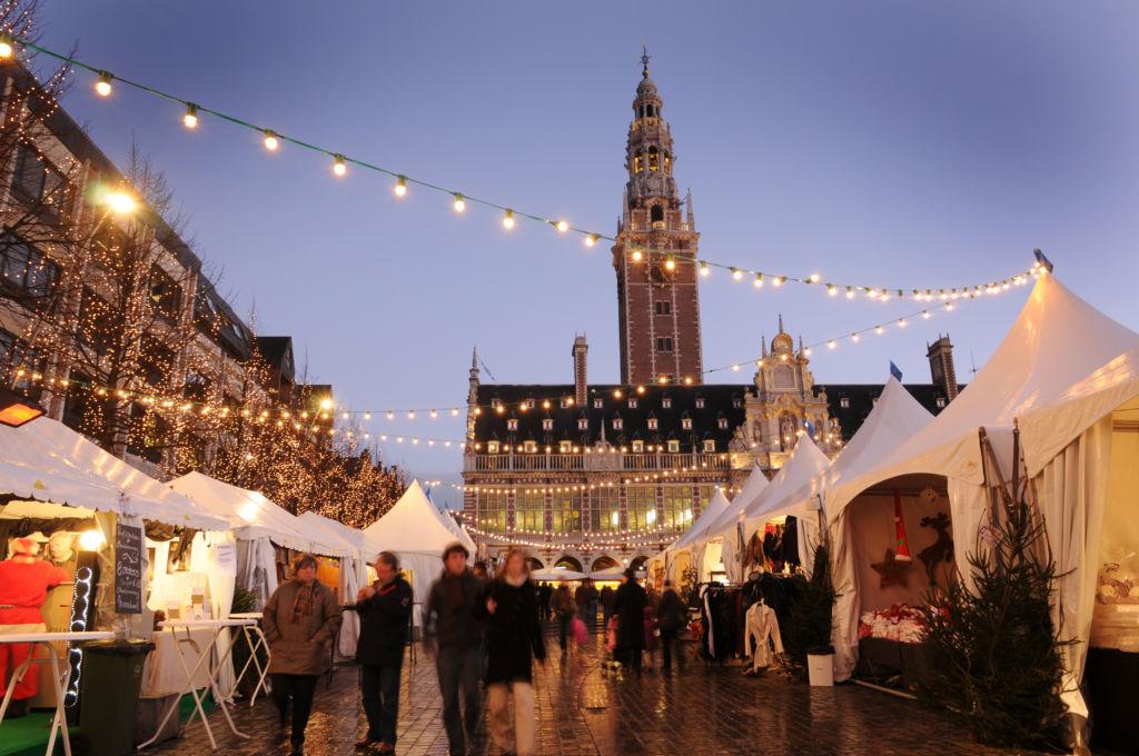 La Navidad en Flandes