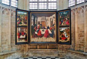 Sint-Pieterskerk o Iglesia de San Pedro - fotos lovaina iglesia san pedro 012 300x205 - Sint-Pieterskerk o Iglesia de San Pedro