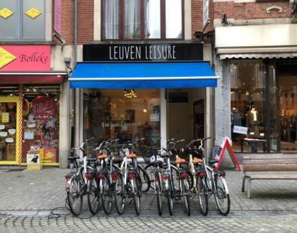 Para cuando te quedes sin plan: Leuven Leisure