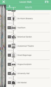 Descubrir Lovaina con el móvil: Leuven Walk - leuven walk3 177x300 - Descubrir Lovaina con el móvil: Leuven Walk