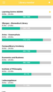 Quivr, la app para estudiantes - quivr bibliotecas 174x300 - Quivr, la app para estudiantes