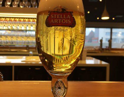 Visita a la fábrica de cerveza Stella Artois