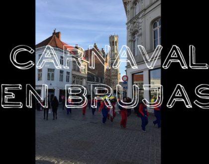 Carnaval, carnaval... En Brujas