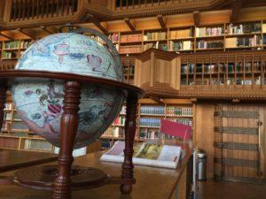 "- sala de lectura 2 300x225 - Biblioteca de Lovaina, la ""Universiteitsbibliotheek"""