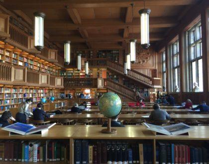 "Biblioteca de Lovaina, la ""Universiteitsbibliotheek"""