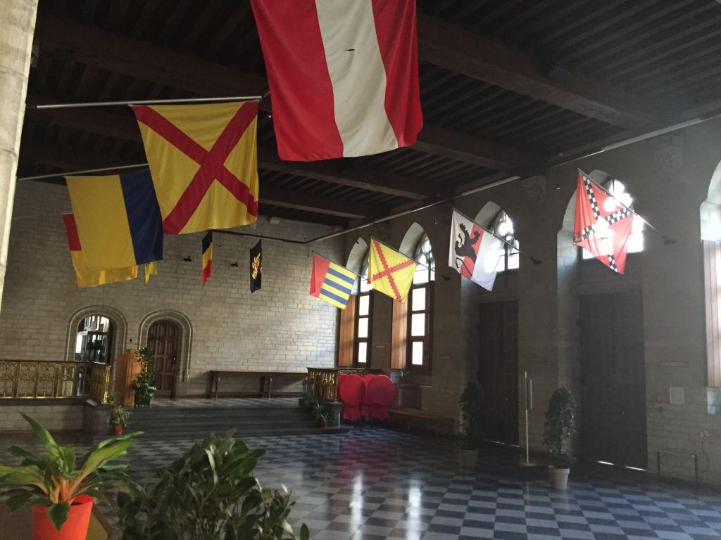 El ayuntamiento, el orgullo de Lovaina (II)