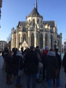 - tour guiado 225x300 - Introduction week en Leuven