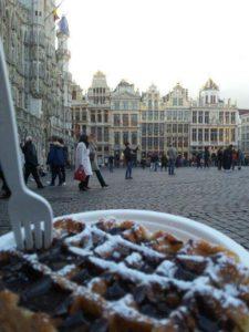 - gofre 225x300 - Probando comida belga