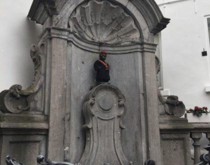 Visita a Bruselas (II)- Manneken Pis