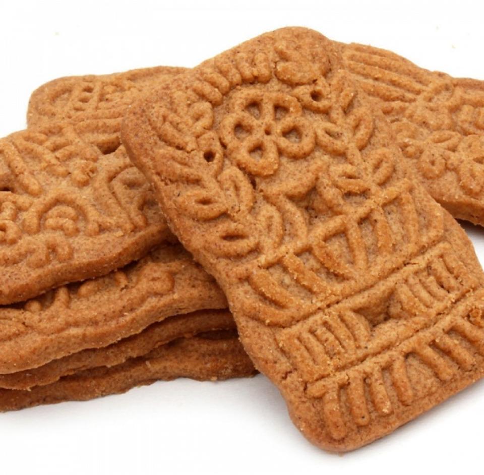 Las galletas Spéculoos