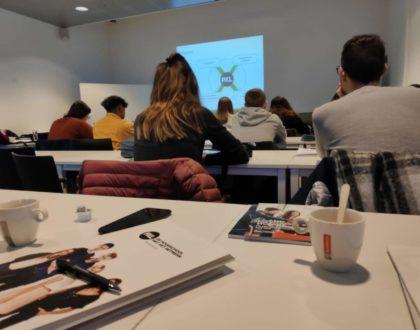Jornada de presentación en la universidad PXL