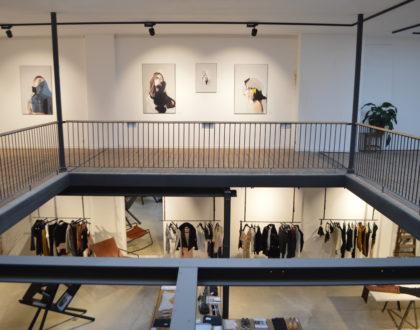 Café, diseño y arte en Amberes