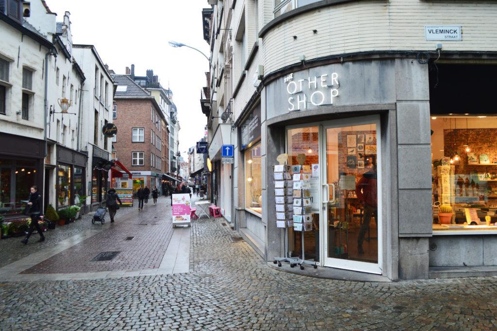 The other shop en calle Vleminck from antwerp with love - 1 3 1024x681 - From Antwerp with love