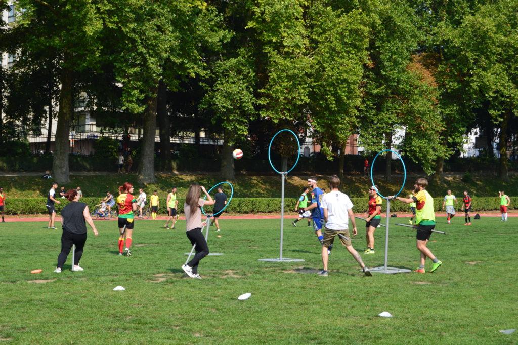 Quidditch Brussels Games Festival brussels games festival o cómo pasar un fin de semana jugando - DSC 0426 1024x681 - Brussels Games Festival o cómo pasar un fin de semana jugando