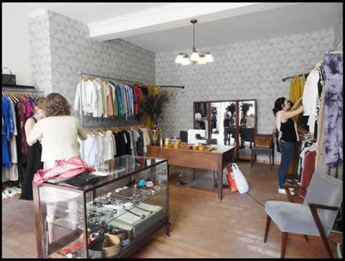 Ruta temática: tiendas Vintage en Gante