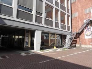Facultad de Ciencias de la comunicación, Gante - cafeter  a 300x225 - Facultad de Ciencias de la comunicación, Gante