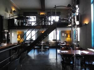 Ruta temática: Bares de ambiente en Gante - casa rosa interior 300x224 - Ruta temática: Bares de ambiente en Gante